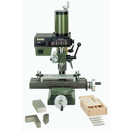 View a Larger Image of Micro Mill, Model FF 230
