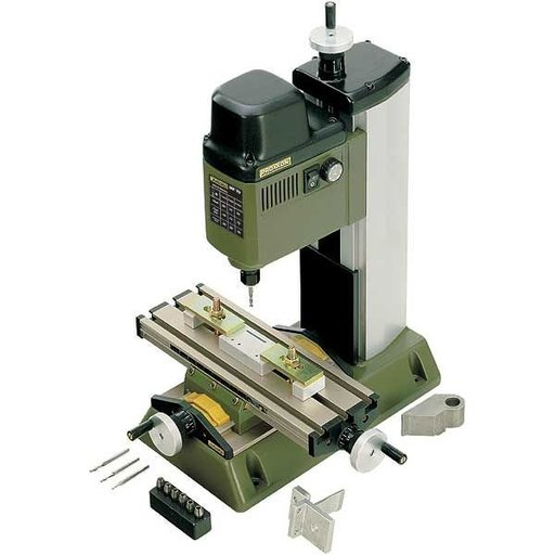 View a Larger Image of Micro Mill, Model MF 70