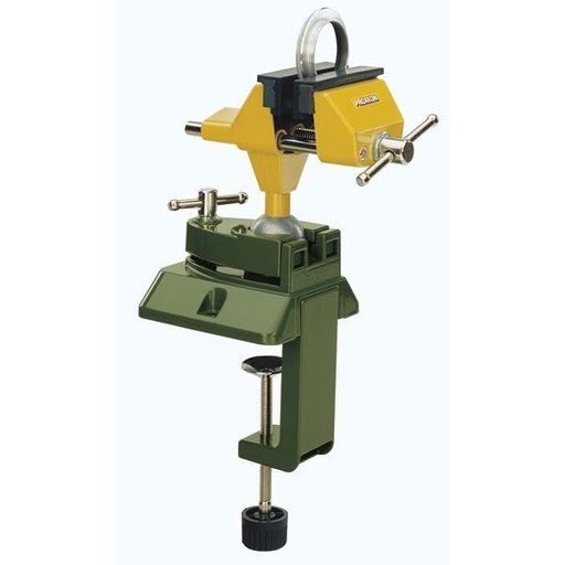 View a Larger Image of Precision Vise Fmz with Clamp, Model 28608