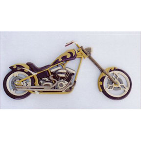 Chopper Intarsia Pattern