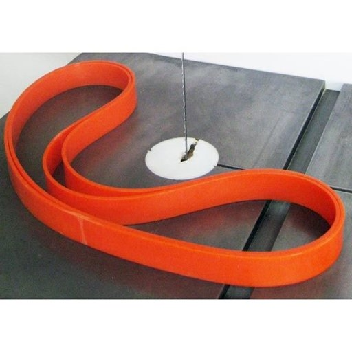 """View a Larger Image of Urethane Bandsaw Tires for 12"""" Bandsaws"""