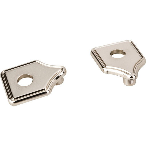 View a Larger Image of Pull Escutcheon for use with 155-96 1092 1094 and 910-96  Satin Nickel