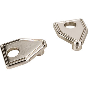 Pull Escutcheon for use with 415-96 Satin Nickel