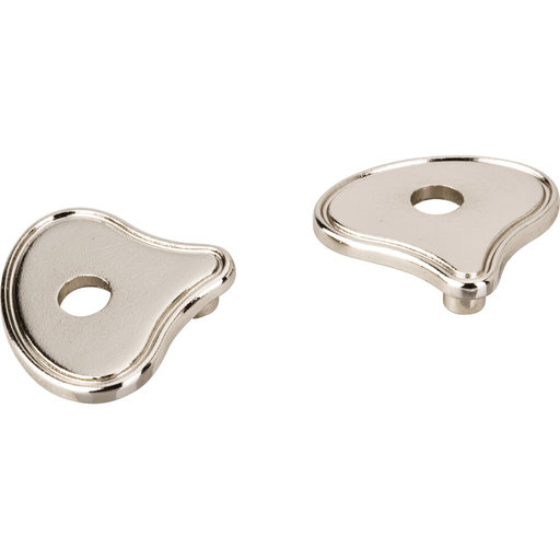 View a Larger Image of Pull Escutcheon for use with 519-96 and 650-96  Satin Nickel
