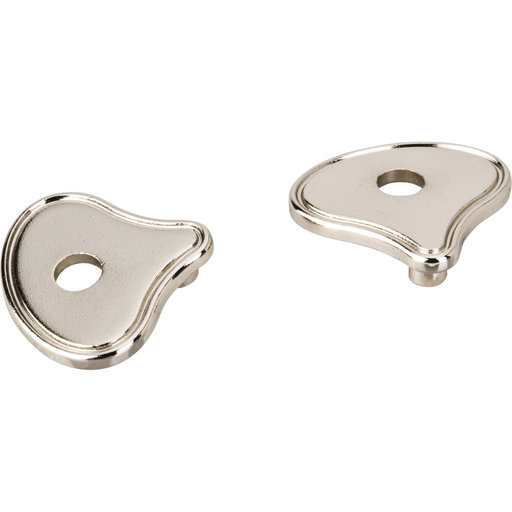 View a Larger Image of Pull Escutcheon for use with 519-96 and 650-96  Polished Nickel