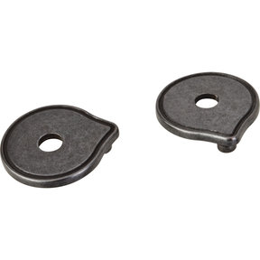 Pull Escutcheon for use with 527  Gun Metal