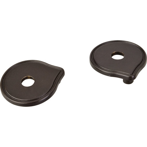 View a Larger Image of Pull Escutcheon for use with 527  Brushed Oil Rubbed Bronze