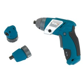 3.6 V Lithium Ion Cordless Screwdriver Kit