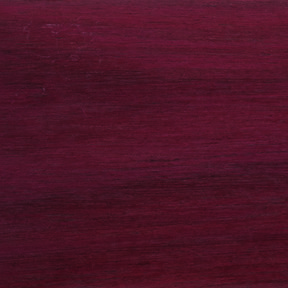 "Purpleheart 1/4"" x 3"" x 24"" Dimensioned Wood"
