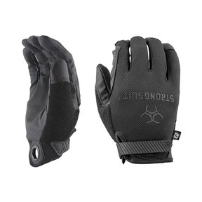 Q Series Gloves, Black, XXL