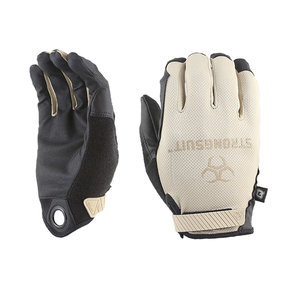 Q Series Desert Tan Gloves  Double Extra Small