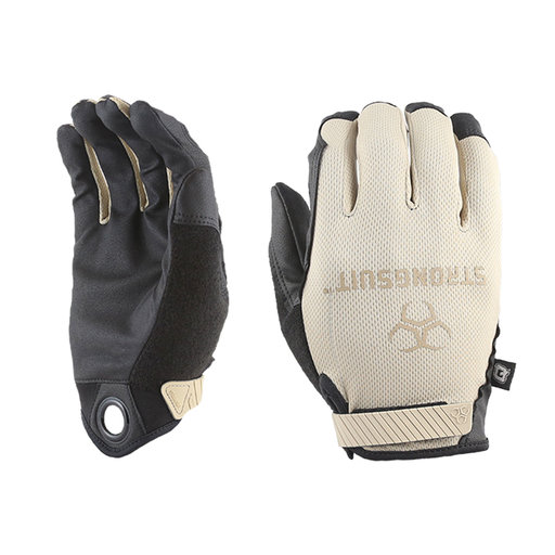 View a Larger Image of Q Series Desert Tan Gloves  Medium