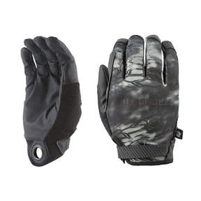 Q Series Night Camo Gloves Double Extra Small