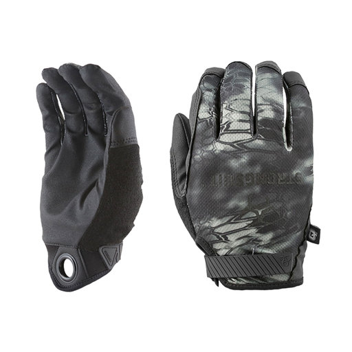 View a Larger Image of Q Series Night Camo Gloves Large