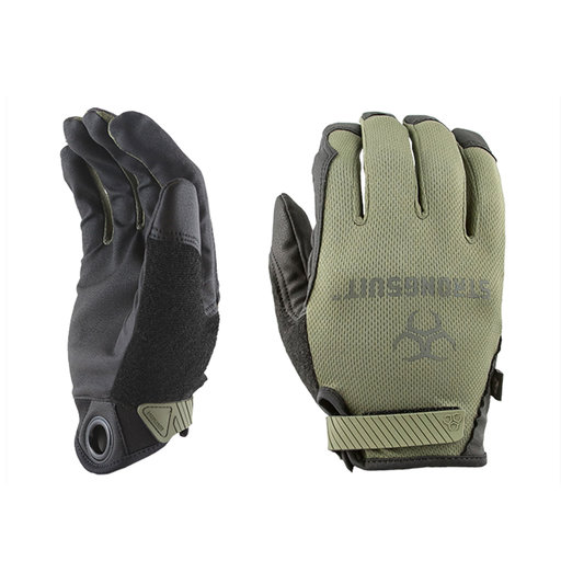 View a Larger Image of Q Series Sage Gloves Double Extra Small