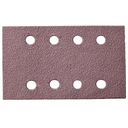 "View a Larger Image of Q.SILVER ACE 3x5"" Grip Sandpaper, 8H P80, 50 Sheets/Box"