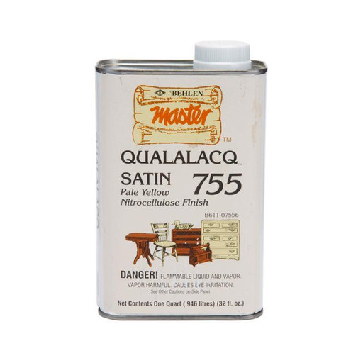 View a Larger Image of Qualalacq Lacquer, Satin, Quart