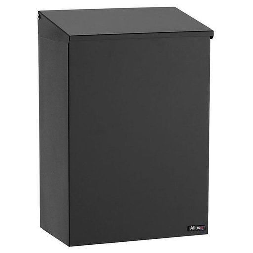 View a Larger Image of Allux 100 Mailbox, Black