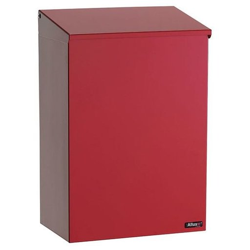 View a Larger Image of Allux 100 Mailbox, Red
