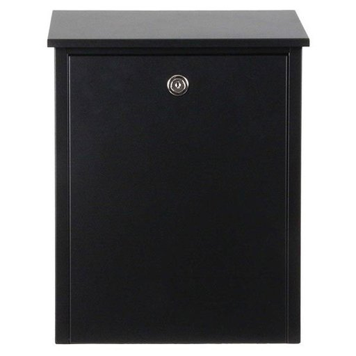 View a Larger Image of Allux 200 Mailbox, Black