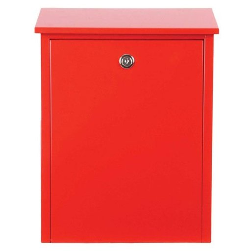 View a Larger Image of Allux 200 Mailbox, Red