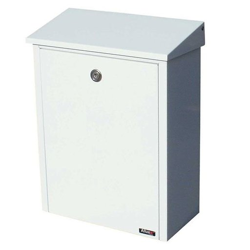 View a Larger Image of Allux 200 Mailbox, White