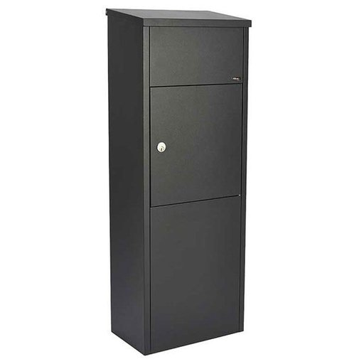 View a Larger Image of Allux 600 Mailbox, Black