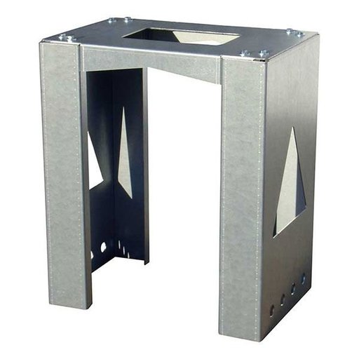 View a Larger Image of Mounting Base for Allux Mail/Parcel Boxes