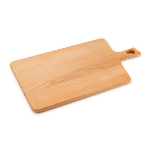 "Quality German Beech Bread Board/Cutting Board 16-1/2"" x 9-1/4"" x 5/8"""
