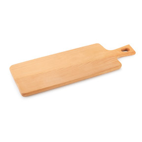 "Quality German Beech Bread Board/Cutting Board 16-3/4"" x 5-5/8"" x 5/8"""