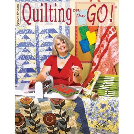View a Larger Image of Quilting On The Go