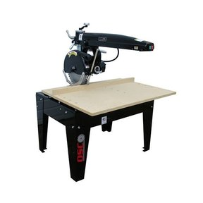 "Radial Arm Saw with 16"" Blade and 16"" Crosscut,  5HP 3 Phase 460V"