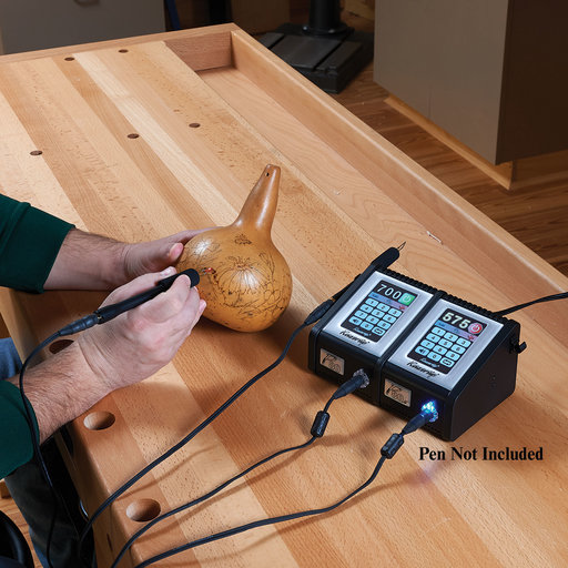 View a Larger Image of Razertip P80 Digital Pyrography Base Unit 120V