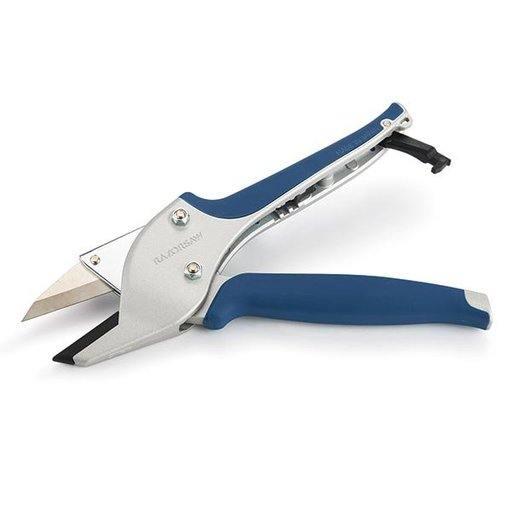 View a Larger Image of Razorsaw Anvil Pruning Shears - Indigo