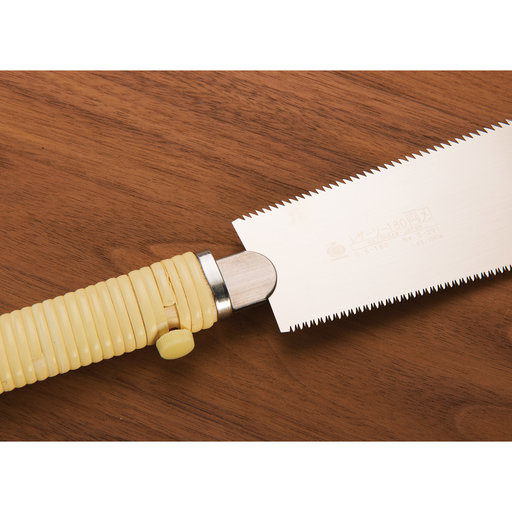 View a Larger Image of Ryoba Saw 180mm No. 291 with Replaceable Blade - Gyokucho