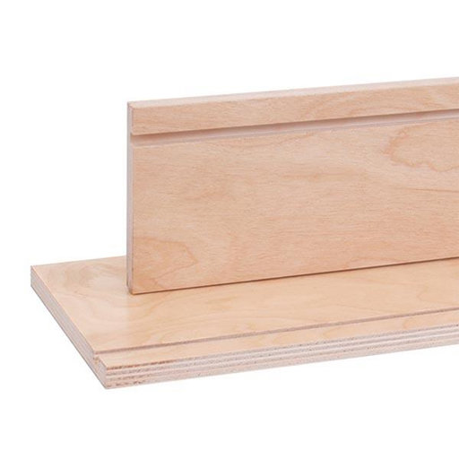 "View a Larger Image of Ready-To-Use Birch Drawer Sides with Clear UV Finish 8"" x 60"""