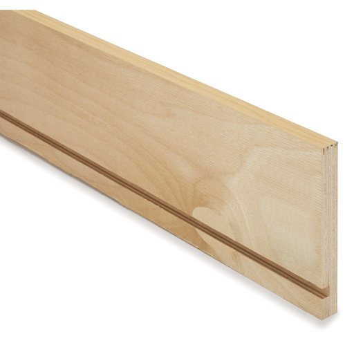 "View a Larger Image of Ready-To-Use Prefinished Birch Edgebanded Drawer Side 4"" x 60"""