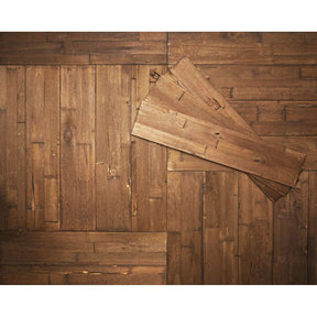 Real Wood Wall Paneling, Pro Box, Java