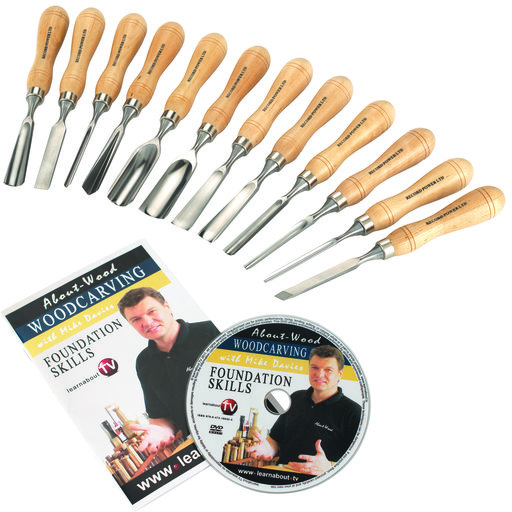 View a Larger Image of 12pc Carving Set
