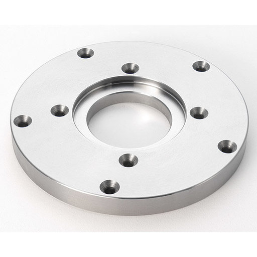 "View a Larger Image of Faceplate Ring 5"" (fits 50mm Jaws), 62574"