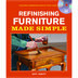 View a Different Image of Refinishing Furniture Made Simple, Book with DVD
