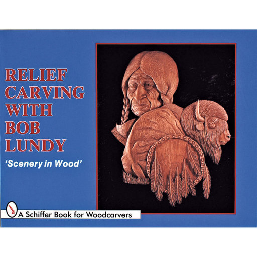View a Larger Image of Relief Carving with Bob Lundy