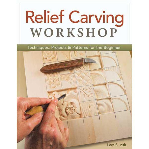 View a Larger Image of Relief Carving Workshop