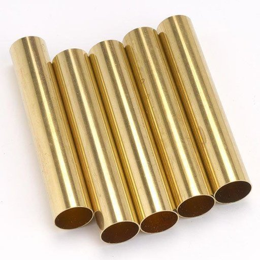 View a Larger Image of Replacement Brass Tubes for Chopper Pen Kit 5pc.