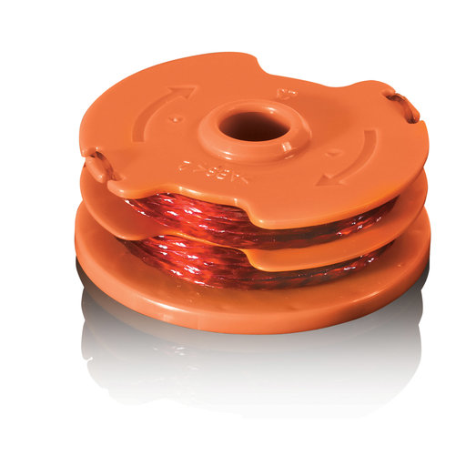 View a Larger Image of Replacement spool w/line,  1 pc. retail pk.