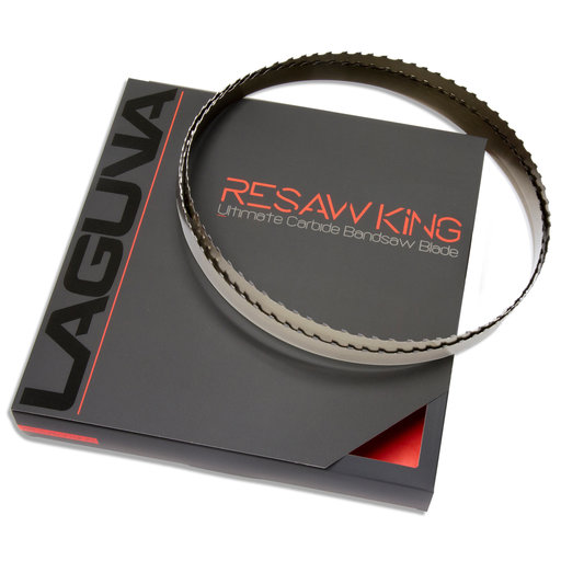 "View a Larger Image of Resaw King Bandsaw Blade 1"" x 182"""