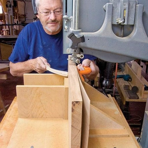 View a Larger Image of Resawing Basics - Downloadable Technique