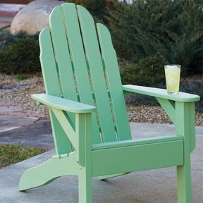 Restoring Outdoor Furniture - Downloadable Plan