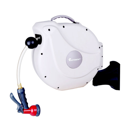"""View a Larger Image of Retractable NW Hose Reel, 1/2"""", 82ft"""