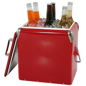 Retro Picnic Cooler